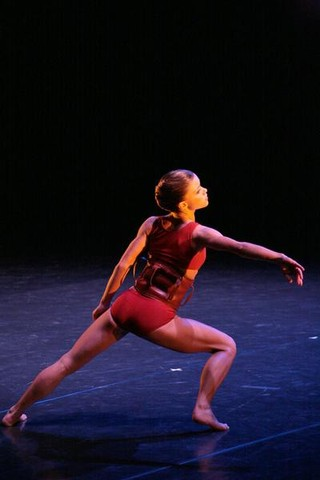 Alice Bellagamba ballerina