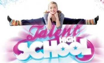 Alice Bellagamba nel ruolo di Sofia in Talent High School